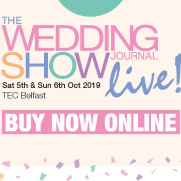 Wedding Journal Show 2019!
