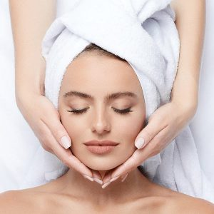 Derma Peel Facial available at Skin NI