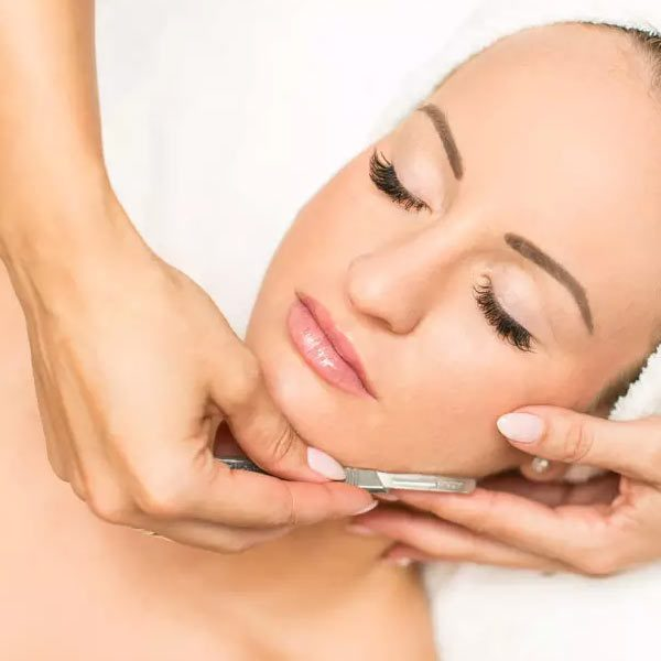 Dermaplane-Facial now available at Skin NI
